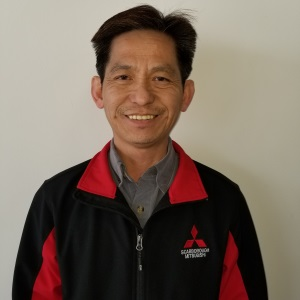 Jason Mau : Pre-Owned Sales Manager